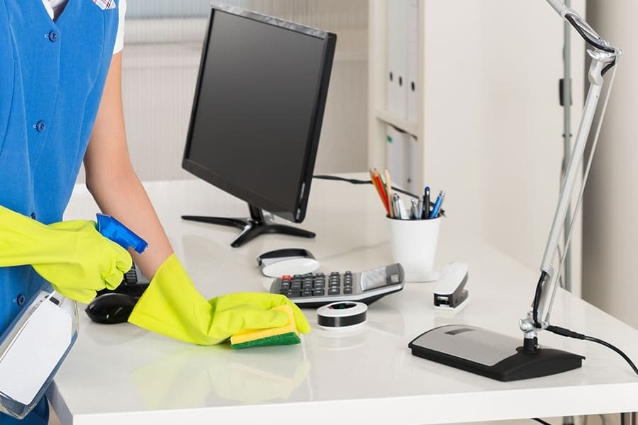 3 benefits of an office cleaning checklist (2020)